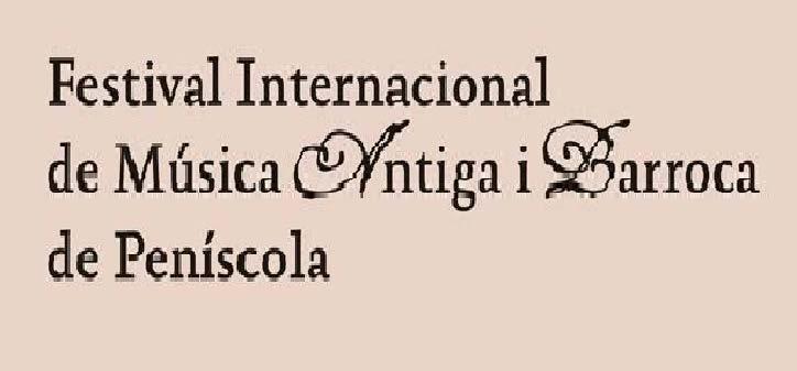 Festival Internacional de Música Antigua y Barroca de Peñiscola