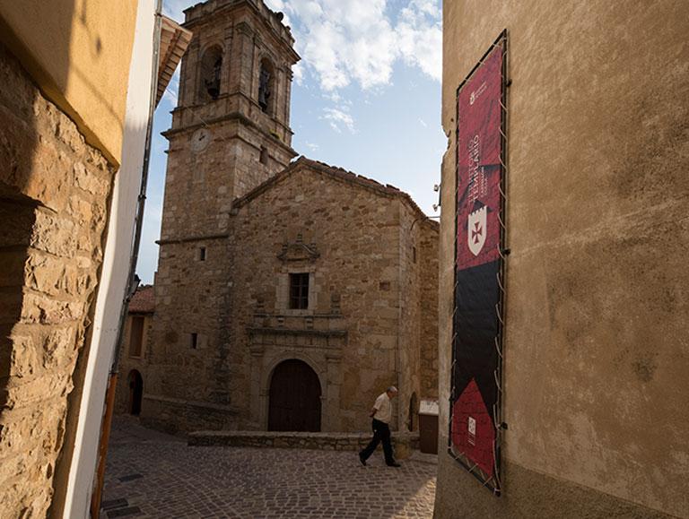 Iglesia de Culla