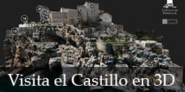Visita el Castillo en 3D